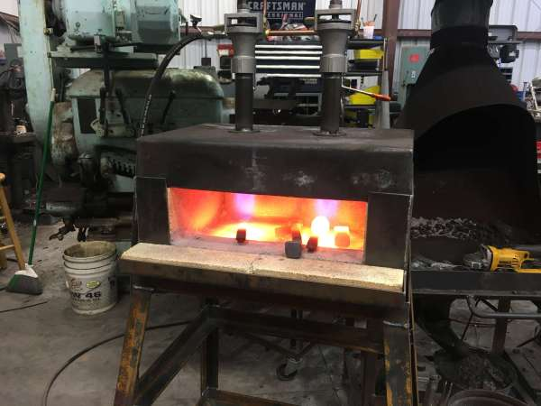 New Gas Forge.