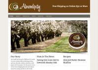 Almondipity - Hill Media Group - Modesto Web Design ...