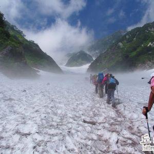 白馬大雪溪