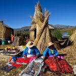 Titicaca-Uros - 的的喀喀湖 蘆葦島
