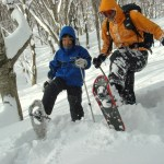 Snowshoe 雪地健行