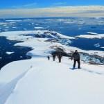 南極洲登山