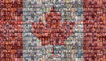 Picture of the Canadian mosaic