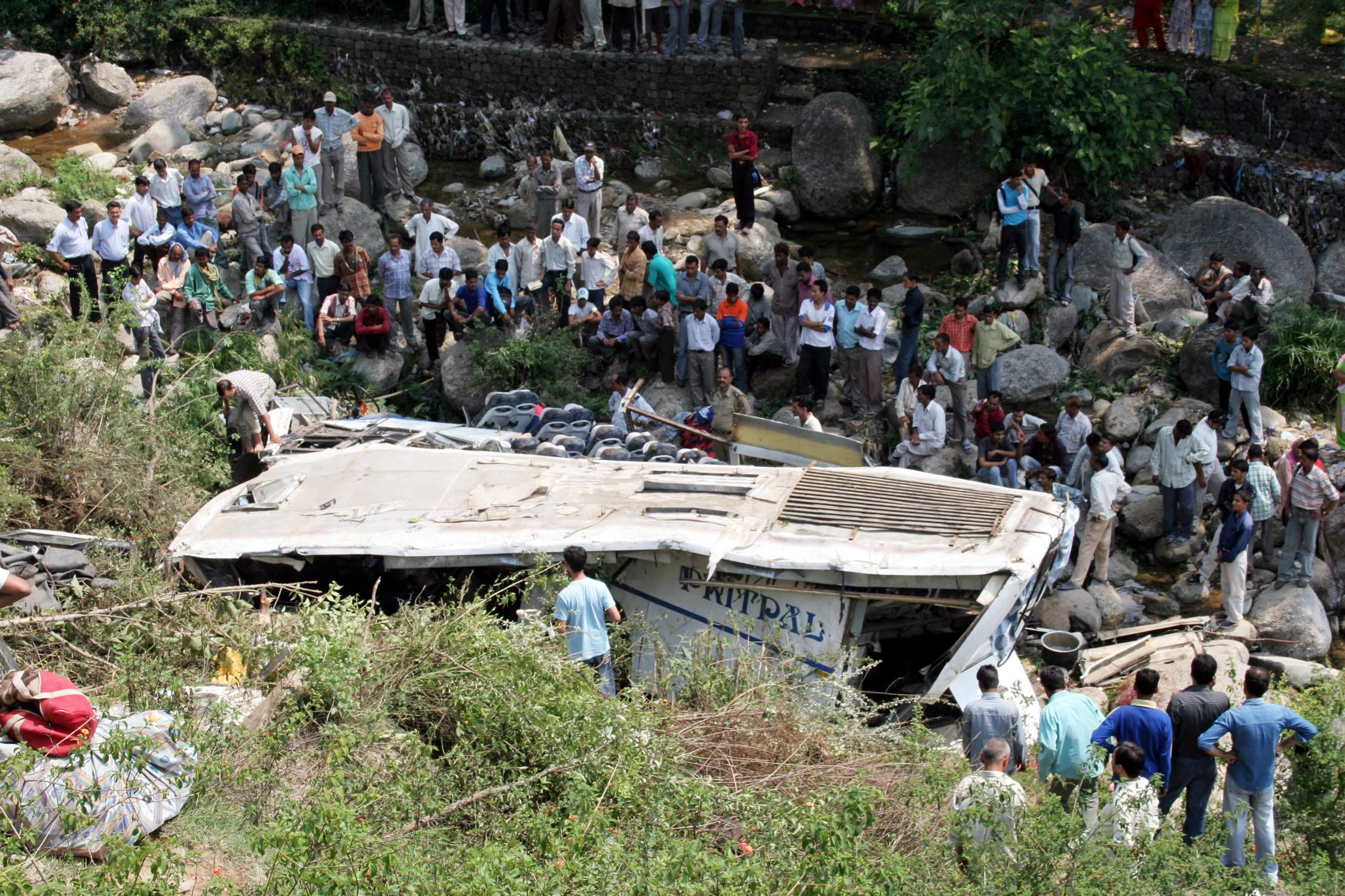 12 Dead In Himachal Bus Accident  Hill Post