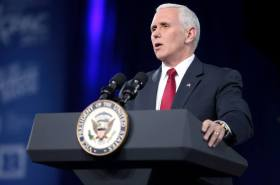 Mike Pence Notre Dame