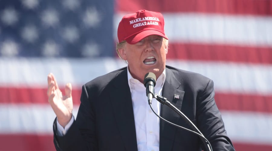 Donald Trump thinks intelligent people approve of him