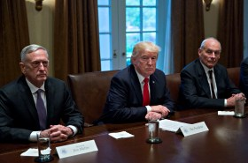 Trump is confused about Mattis, says Kelly