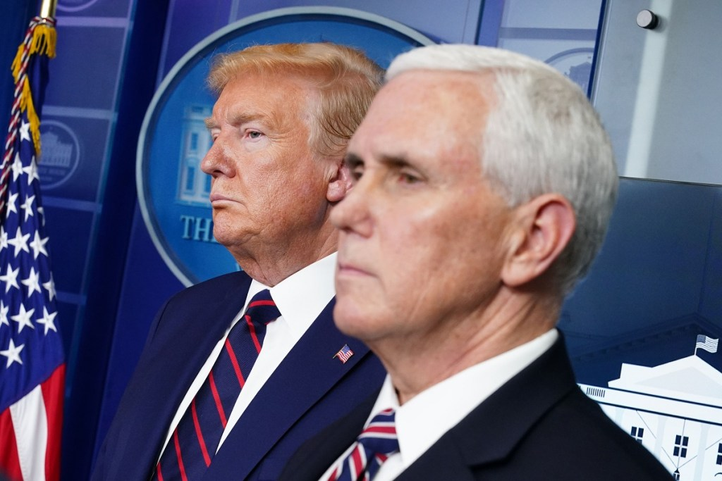 Mike Pence pastor pal will vote for Biden