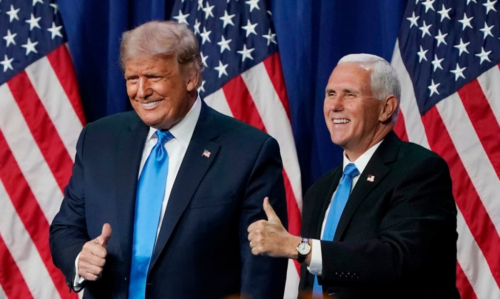 Donald Trump could seek pardon from Mike Pence