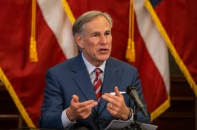 Greg Abbott limits access for ballot return