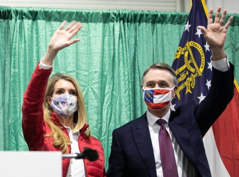 Lin Wood: Georgia Republicans won't vote in January.