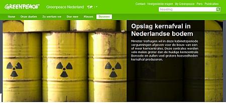 VVD en BVH gespleten over kernafval