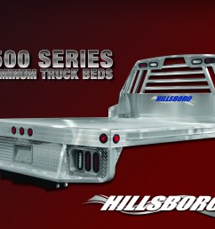 aluminum truck bed new hillsboro trailers and truckbeds jpg 3375x2625 hillsboro trailer wiring diagram [ 3375 x 2625 Pixel ]