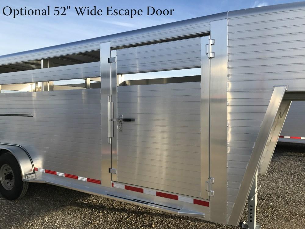 medium resolution of livestock trailer