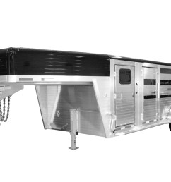 introducing hillsboro industries aluminum utility trailer new [ 3456 x 2304 Pixel ]