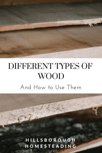 different types of wood and how to use them for fencing, furniture, and DIY projects