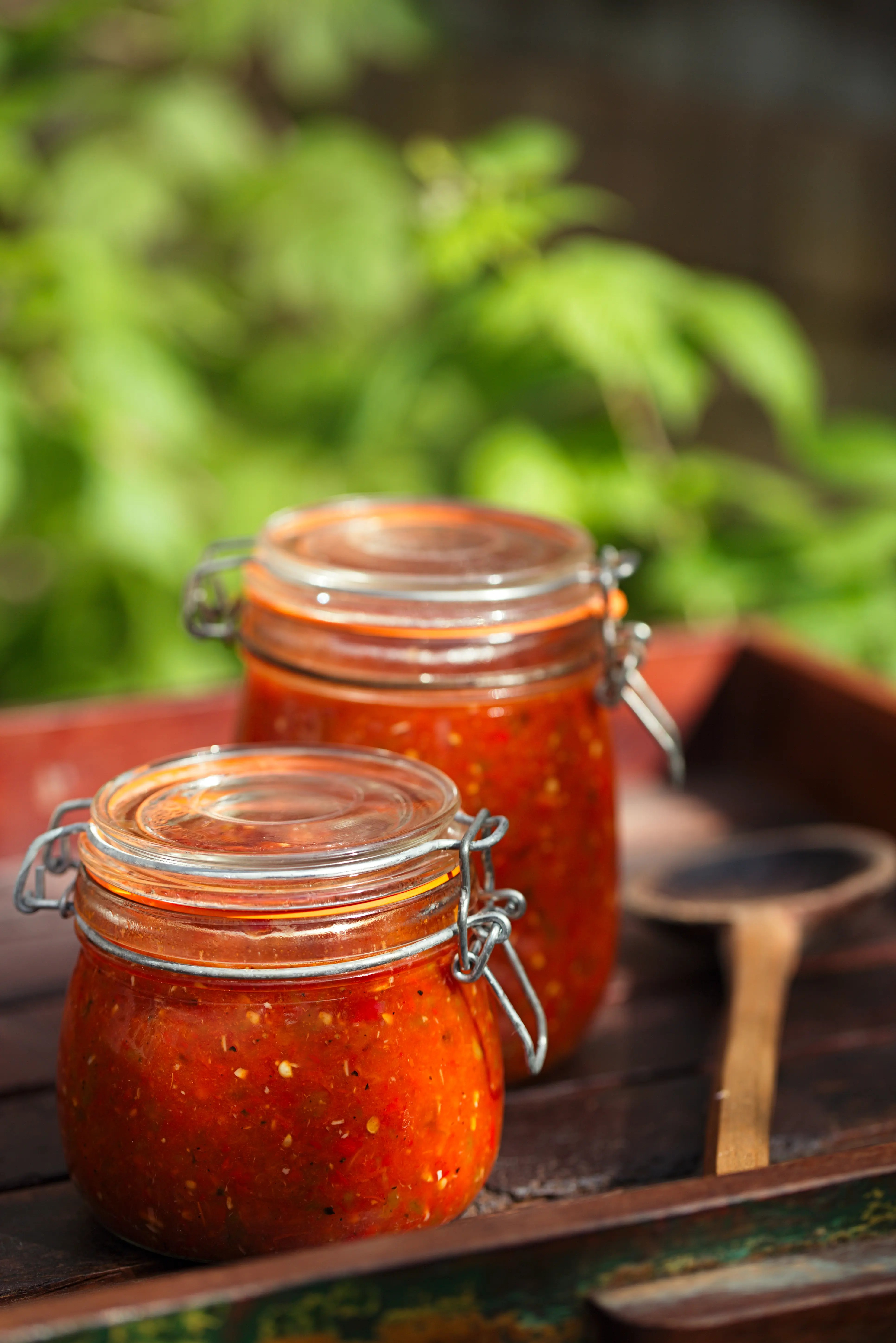Homemade Pasta Sauce for Canning