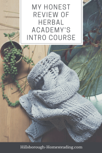 herbal academy online herbal course class review
