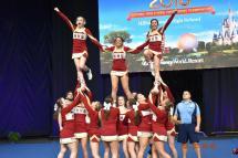 High School National Cheerleading Championship