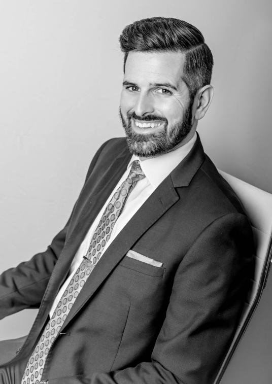 Defense lawyer Brett Metcalf