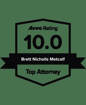 Avvo perfect 10 rating logo