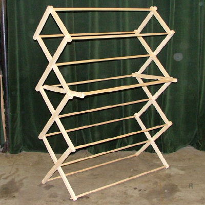 Clothes Drying Rack Plans Lovequilts