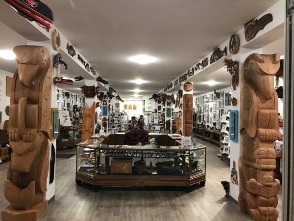 Hill' Native Art Vancouver