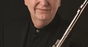 Flautist James Kortum