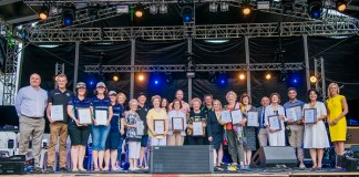 Australia Day Award recipients