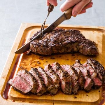 Hillstown Online Butcher Beer Fed Steaks
