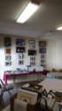 George Thomson's photo wall
