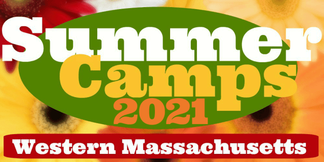 Graphic for 2021 Summer Camp Directory