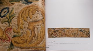 Jacobean Crewelwork example