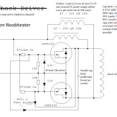 Low Voltage Transformer Wiring Diagram Dol Starter Zvs Induction Heater – Original | Hilo90mhz