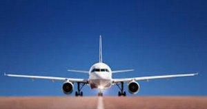 avion despega