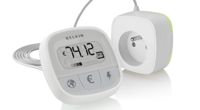 Contador de consumo electrico Belkin Conserve Insight por 13,91 €