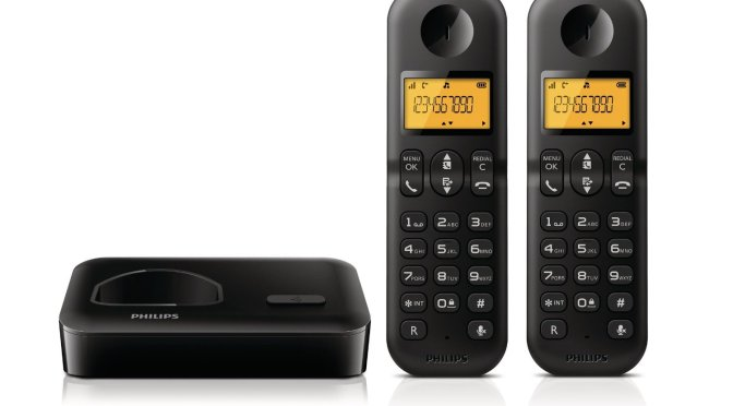 2 teléfonos inalámbricos por 29,65 €