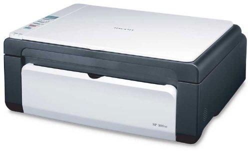 Super chollo! impresora multifunción laser monocromo Ricoh Aficio SP 100SUe por 34 €