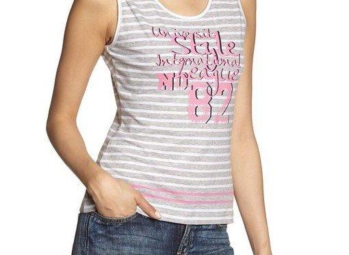 camiseta chica barata