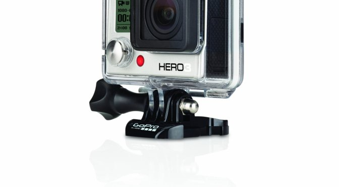 GoPro Hero 3 White edition en su precio mínimo histórico, chollo!