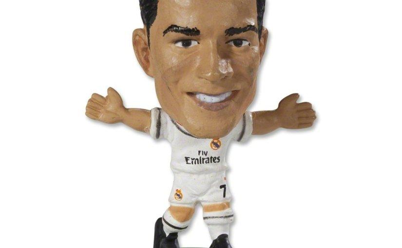 Chollo para el Madrid – Barcelona, muñeco de Bale por 3,45 €