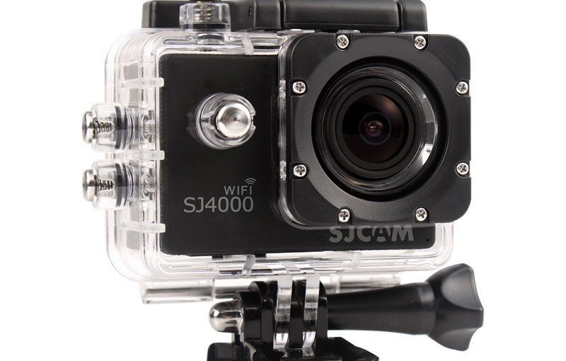 Chollo cámara clon de la gopro SJ4000 por 21 €
