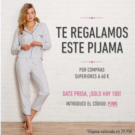 pijama gratis