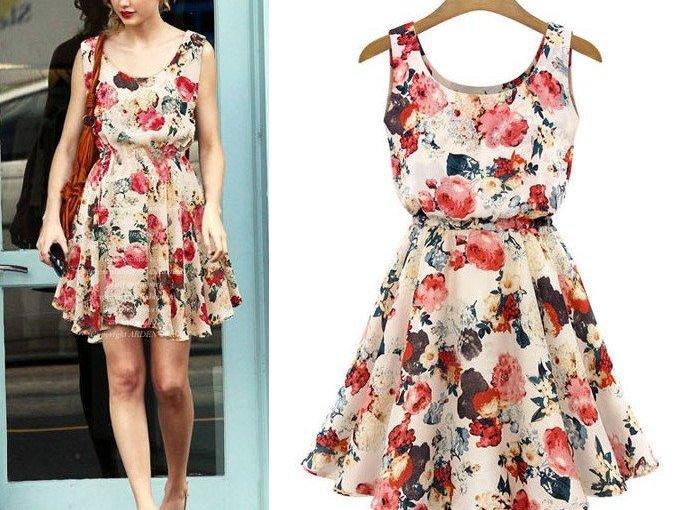 Chollos vestidos de mujer por 6 €
