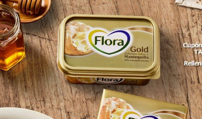 mantequilla gratis