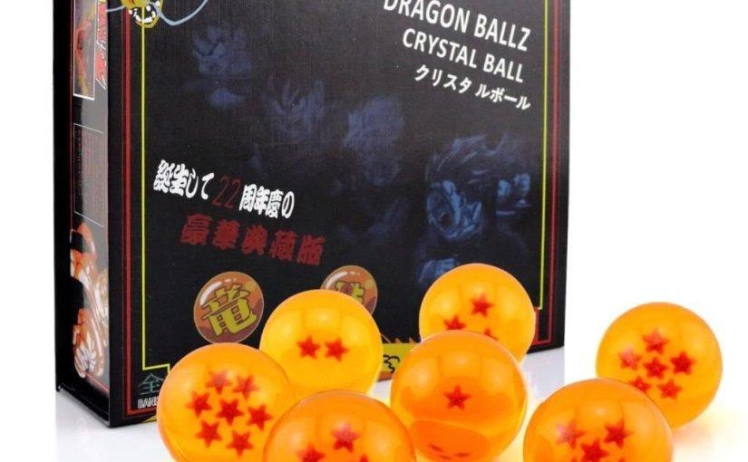 Chollo-frikada! las bolas de dragón serán tuyas!