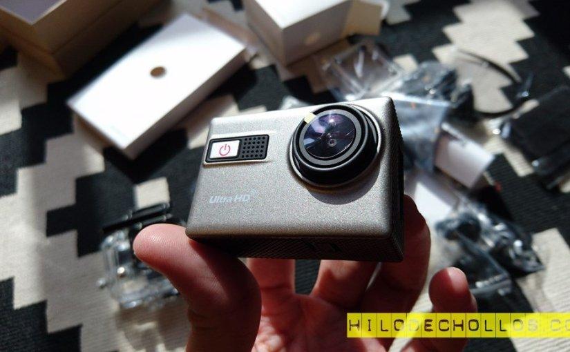 Review super cámara deportiva 4k de VicTsing