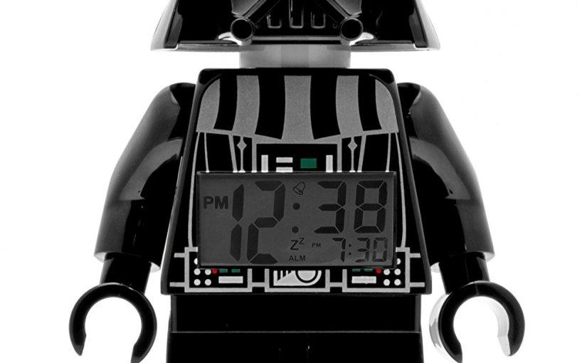 Bajada de precio, despertador digital Lego Darth Vader