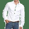 camisa blanca barata