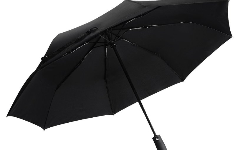Chollo paraguas automático para viajes